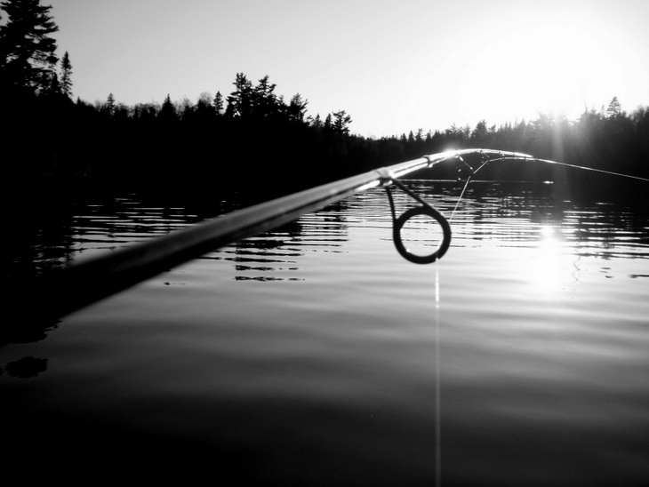 Fishing Pole BWCA