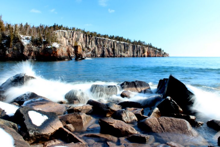 Shovel Point Lake Superior